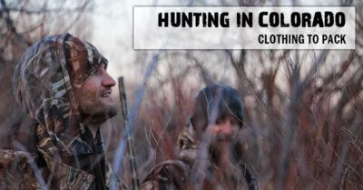 Colorado hunting tips