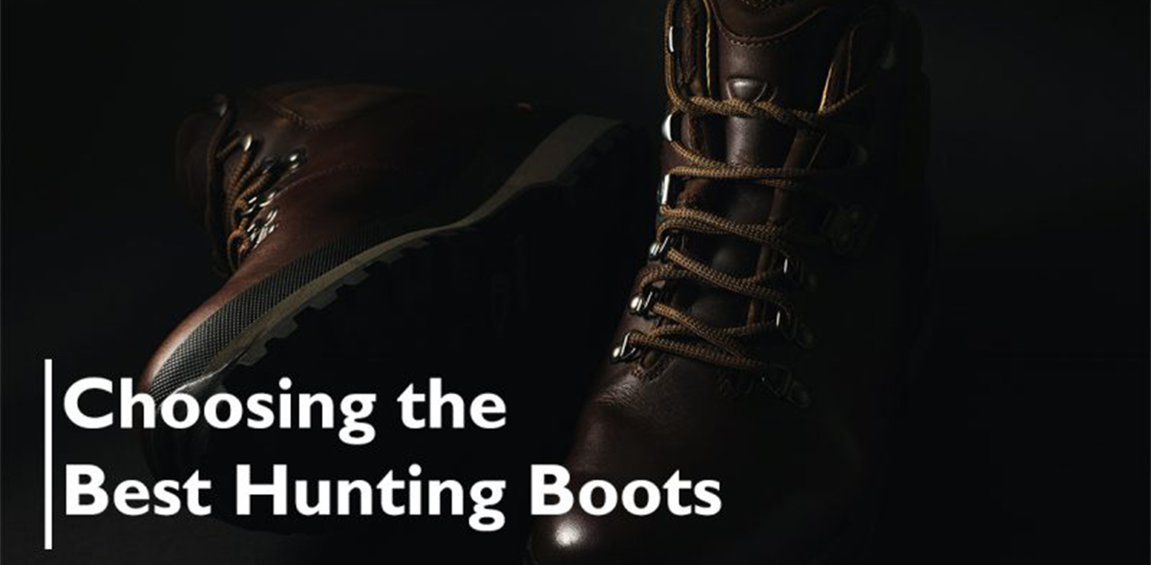 Choosing the best hunting boots for Colorado