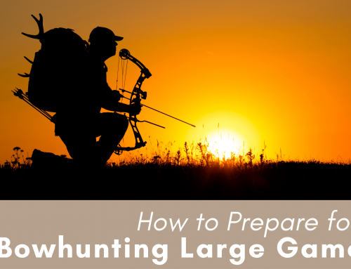 How to Prepare for Bowhunting Large Game