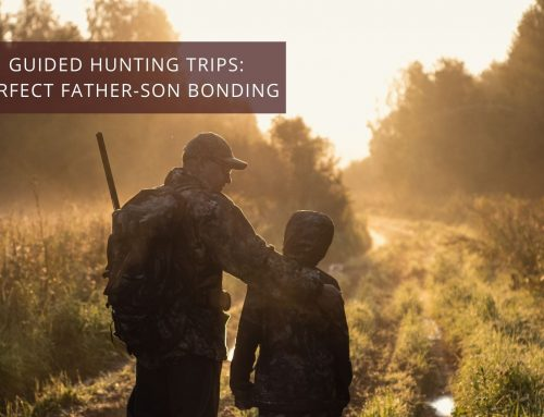 Guided Hunting Trips: Perfect Father-Son Bonding