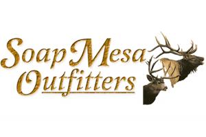 Soap Mesa Logo on a white background.
