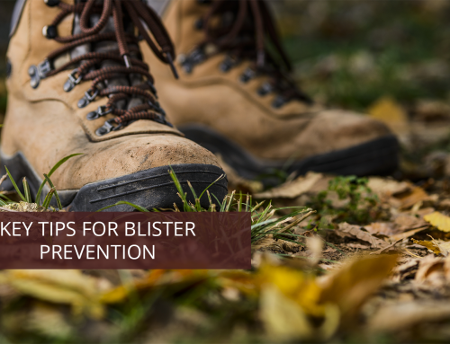 Key Tips for Blister Prevention