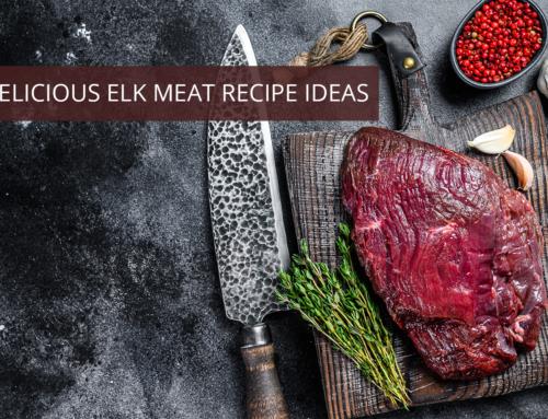 5 Delicious Elk Meat Recipe Ideas